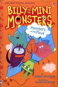 Billy and the Mini Monsters Monsters on