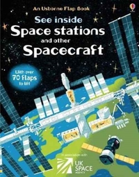 See Inside Space Stations and Other Spac