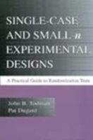 Single-case and Small-n Experimental Des