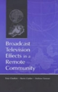 Broadcast Television Effects in A Remote