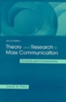 Theory and Research in Mass Communicatio