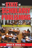 State of Scholarly Publishing
