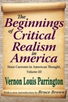 Beginnings of Critical Realism in Americ