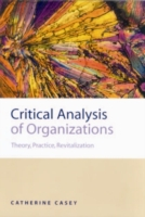 Critical Analysis of Organizations