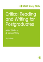 Critical Reading and Writing for Postgra