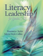 Literacy Leadership for Grades 5-12