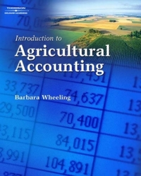 Introduction to Agricultural Accounting