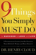 9 Things You Simply Must Do to Succeed i
