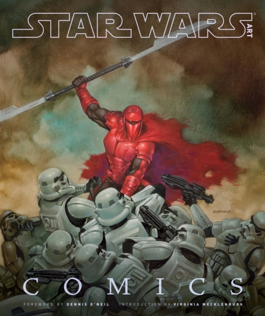 Star Wars Art: Comics (Star Wars Art Ser
