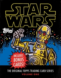 Star Wars:The Original Topps Trading Car