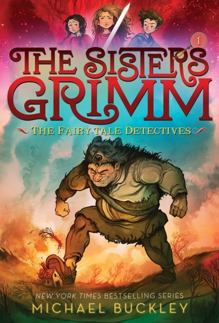 Sisters Grimm: Book One: The Fairy-Tale