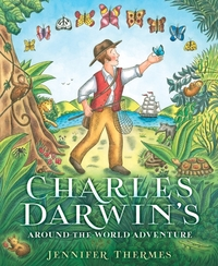 Charles Darwin's Around-the-World Advent