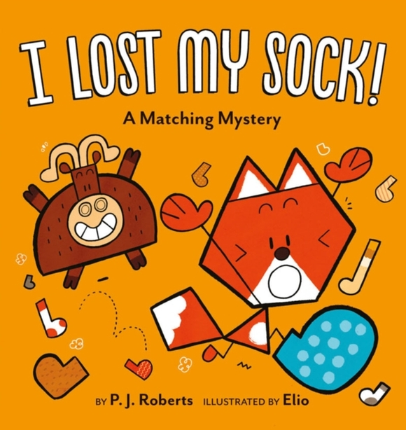 I Lost My Sock!