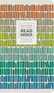 Read Harder (A Reading Log): Track Books