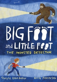The Monster Detector (Big Foot and Littl
