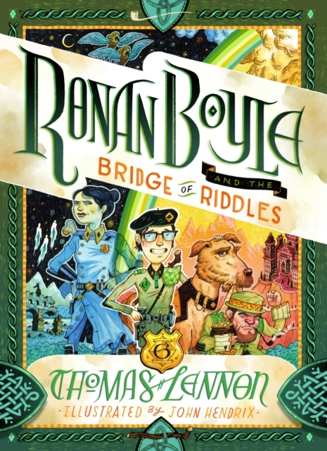 Ronan Boyle and the Bridge of Riddles (R