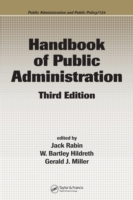 Handbook of Public Administration, Third