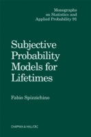 Subjective Probability Models for Lifeti