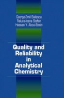 Quality and Reliability in Analytical Ch