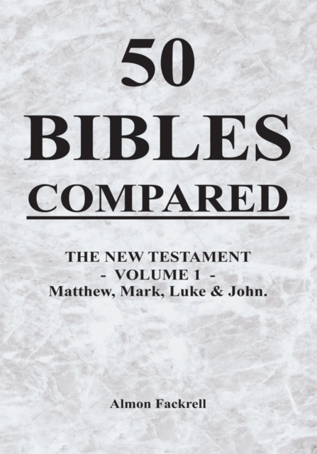 50 Bibles Compared