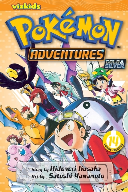 Pokemon Adventures (Gold and Silver), Vo