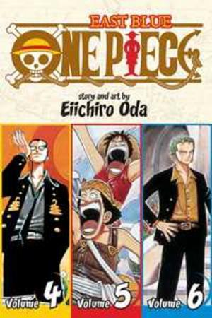 One Piece:  East Blue 4-5-6, Vol. 2 (Omn
