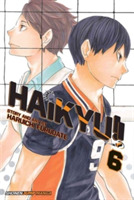 Haikyu!!, Vol. 6