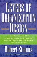Levers Of Organization Design