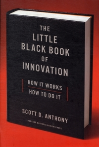 The Little Black Book of Innovation, Wit