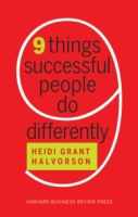 Nine Things Successful People Do Differe