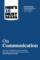 HBR's 10 Must Reads on Communication (wi