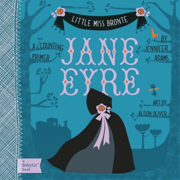 Little Miss Bronte Jane Eyre: A Counting