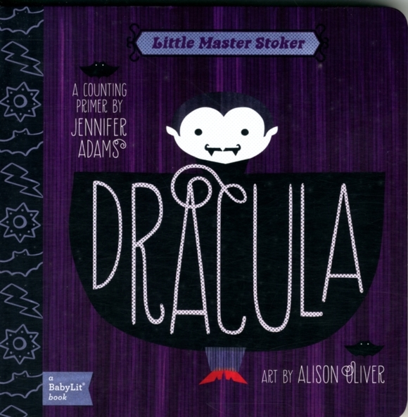 Little Master Stoker Dracula: A Counting