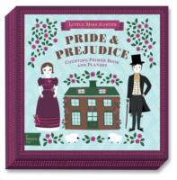 BabyLit Pride and Prejudice Playset with