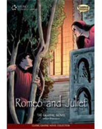 Romeo and Juliet: Classic Graphic Novel