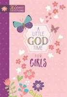 Little God Time for Girls, A: 365 Daily