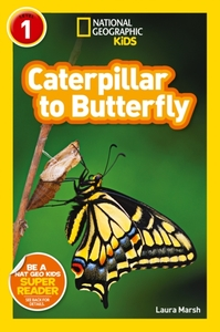 National Geographic Kids Readers: Caterp