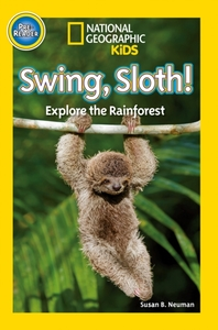 National Geographic Kids Readers: Swing