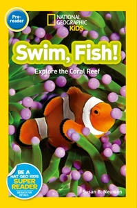 National Geographic Kids Readers: Swim,