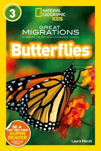 National Geographic Kids Readers: Butter