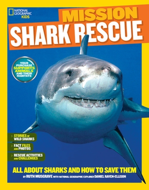 Mission: Shark Rescue