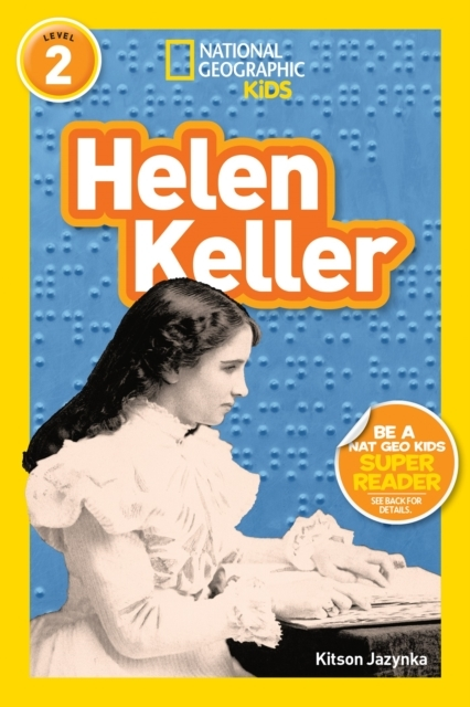 National Geographic Kids Readers: Helen