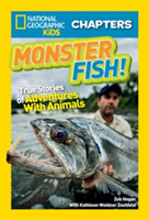 National Geographic Kids Chapters: Monst