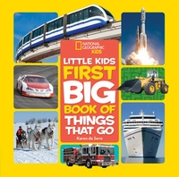 Little Kids First Big Book of Things Tha