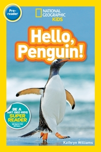 National Geographic Kids Readers: Hello,