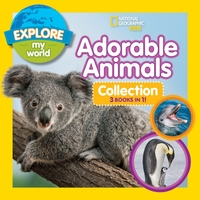 Explore My World Adorable Animal Collect