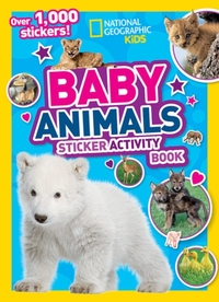 National Geographic Kids Baby Animals St