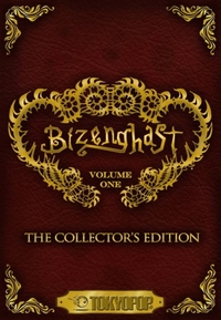 Bizenghast: The Collector's Edition Volu