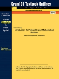 Studyguide for Introduction to Probabili