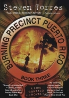 Burning Precinct Puerto Rico: Book Three